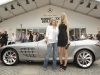 2009 Mercedes-Benz Fashion Week - SLR McLaren
