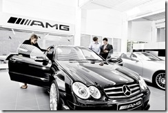 Mercedes-Benz, AMG Performance Center