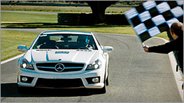 Mercedes-Benz AMG Driving Academy