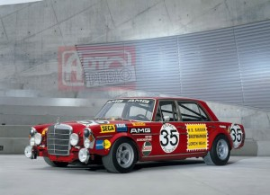 AMG Mercedes-Benz History - 300SEL
