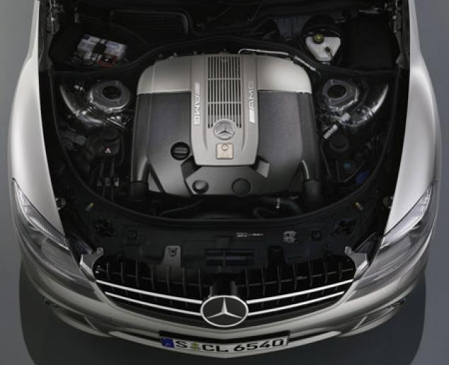 2008 Mercedes-Benz AMG CL65 Engine | AMG Market