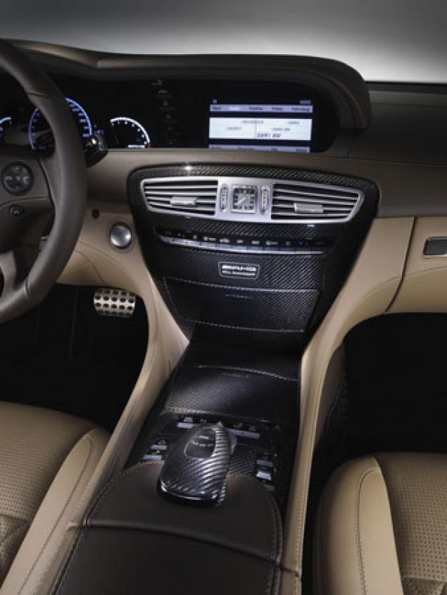 2008 Mercedes-Benz CL65 Interior | AMG Market