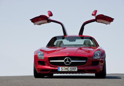 AMG Mercedes-Benz SLS Photo Gallery