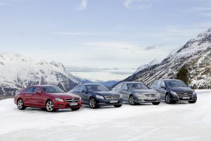 Mercedes-Benz November 2010 Sales Best Ever