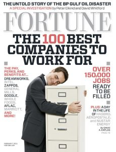 "Mercedes-Benz USA On Fortune's ""100 Best Companies To Work For"""