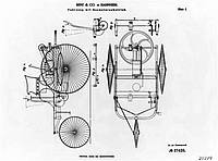 1886 Benz Patent drawing