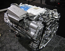AMG Mercedes-Benz M156 V8 Engine