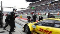 Mercedes-Benz leads driver, team and constructor standings in DTM 2012, Mercedes-Benz won three out of the six DTM races at Brands Hatch, David Coulthard (Scotland), Jamie Green (England), Gary Paffett...