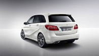AMGmarket.com News from Stuttgart/Press Release:  Mercedes-Benz unveiled the face-lifted A-Class, new features such as DYNAMIC SELECT and the suspension with adaptive damping adjustment are now also available for the B-Class,...