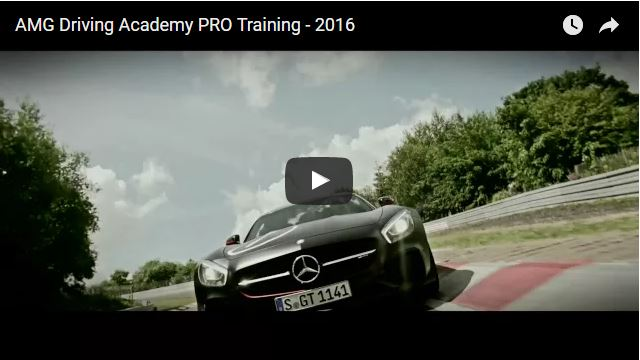 2016 AMG Driving Academy video