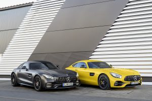2018 Mercedes-AMG GT S Coupe