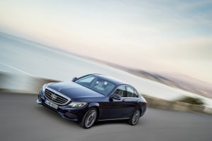 Mercedes-Benz Sales Mercedes-Benz C 300 BlueTEC HYBRID