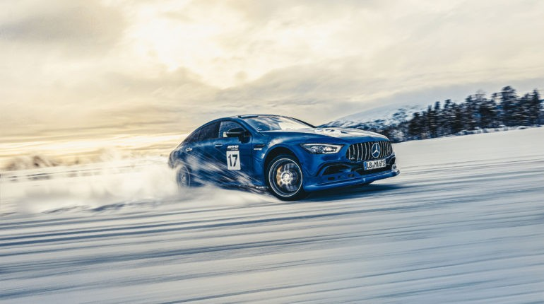 AMG Winter Experience